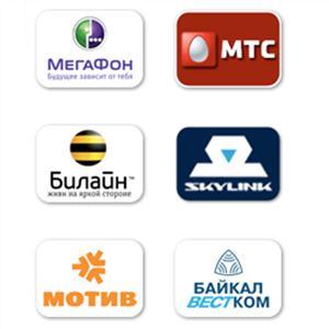 Операторы сотовой связи Мамонтово