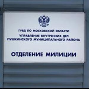 Отделения полиции Мамонтово