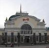 Железнодорожные вокзалы в Мамонтово