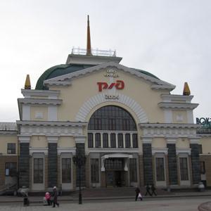 Железнодорожные вокзалы Мамонтово